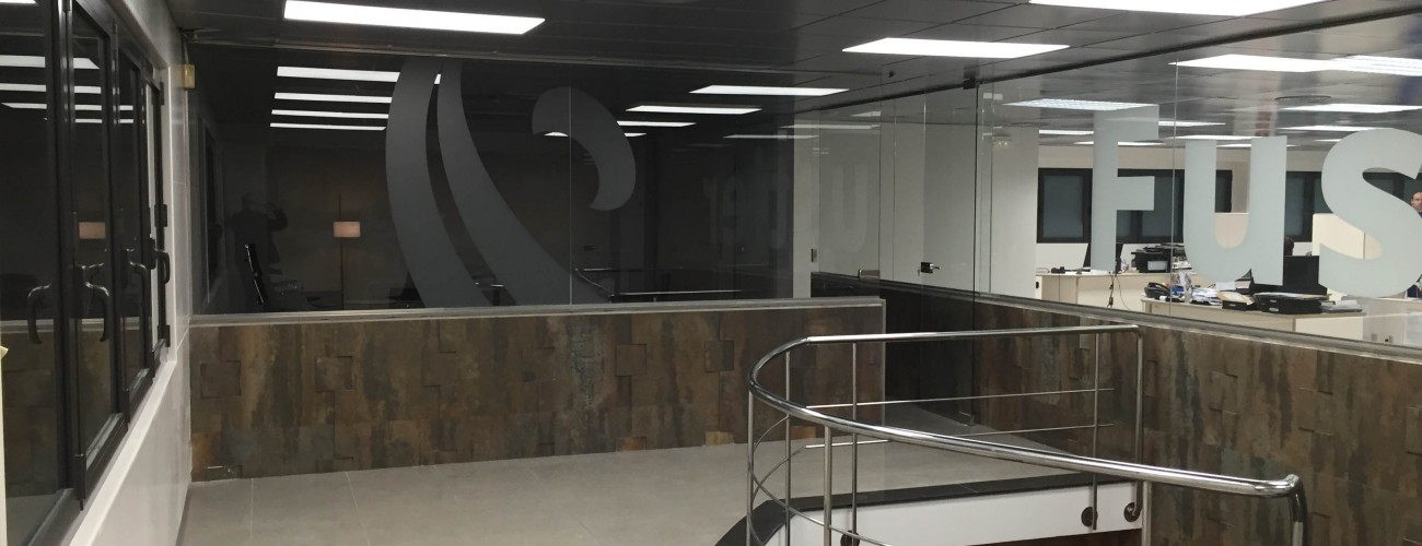 Reforma oficinas fustier en badalona - Empresas reformas barcelona ...