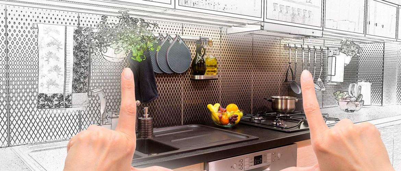 Grandes ideas prácticas para cocinas pequeñas