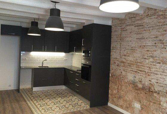 Reforma integral apartamento en Barcelona