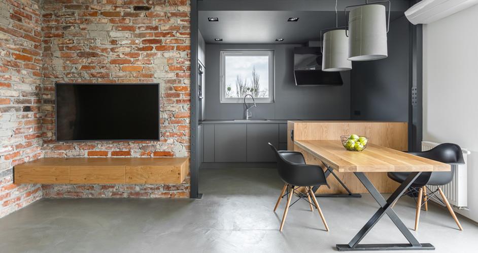 Candi Habitat obras y reformas en Barcelona, Tendencias decorativas en el hogar interior comedor