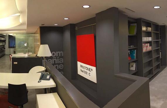 Candihabitat Barcelona diseño y reforma de oficinas