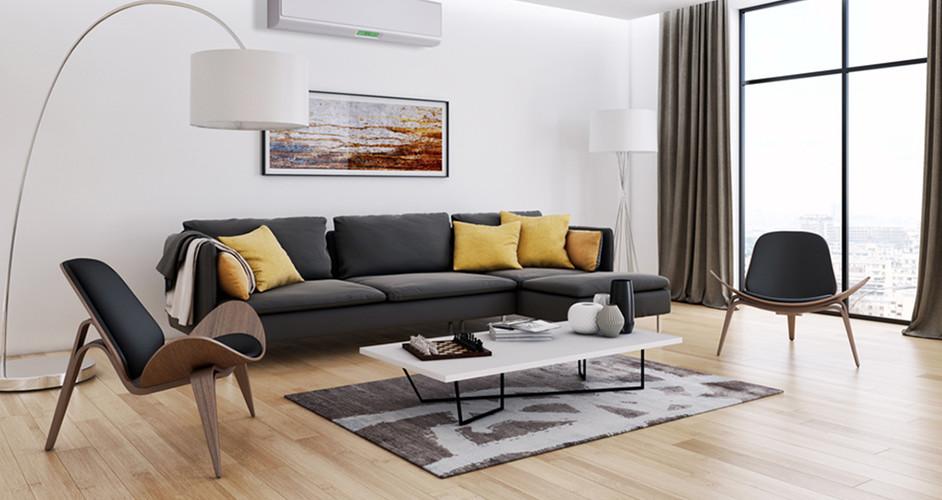 Tipos de instalación de aire acondicionado para el hogar