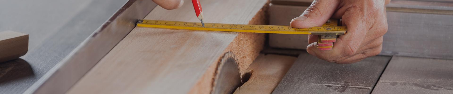 Candi Habitat obras y reformas en Barcelona, carpintería