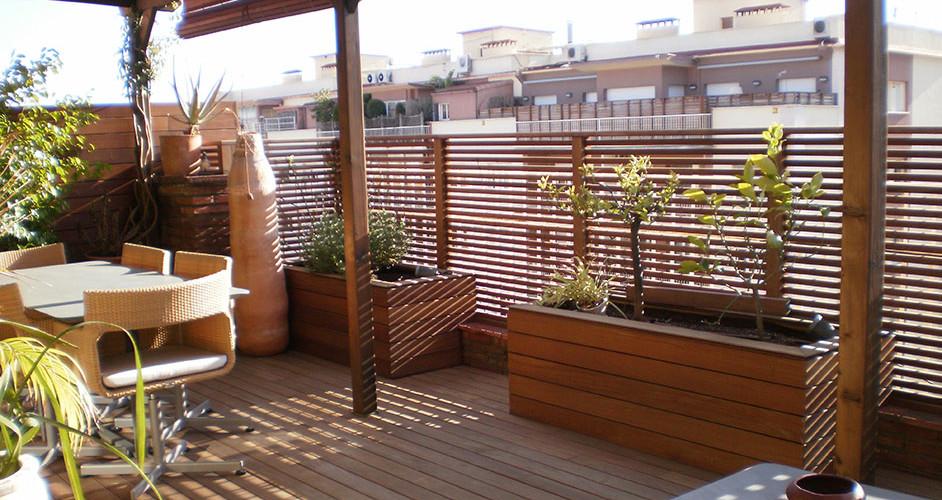 CandiHabitat reformas de terrazas