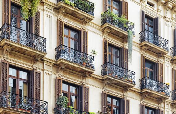 Candihabitat rehabilitación de edificios en Barcelona